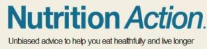 nutrition action logo